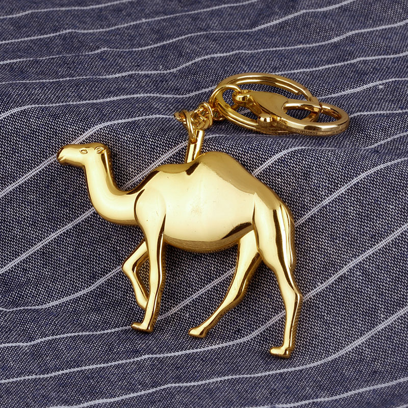 Miotal Camel Keychain